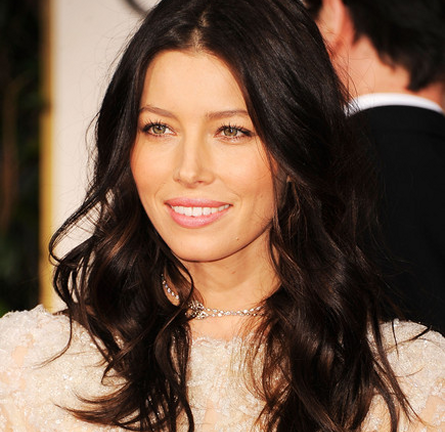 From Tip-to-Toe: Jessica Biel's Ethereal CHANEL Beauty at the 2012 Golden Globes!