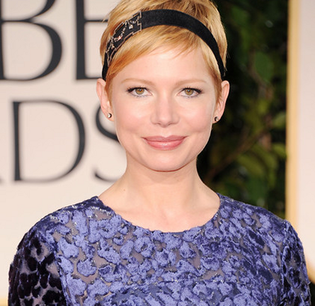 From Tip-to-Toe: Get Michelle Williams' Winning Golden Globes Look!