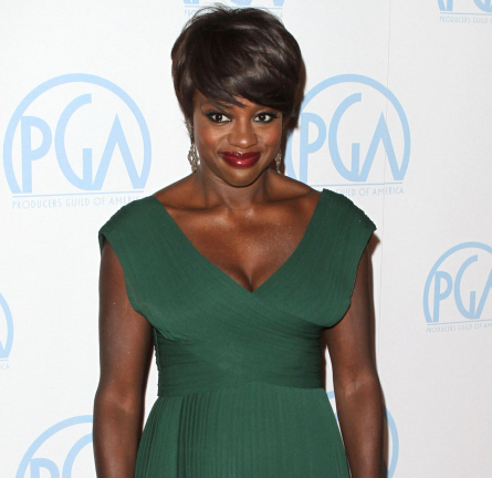 Viola Davis in Herve L. Leroux | 23rd Annual Producers Guild Awards