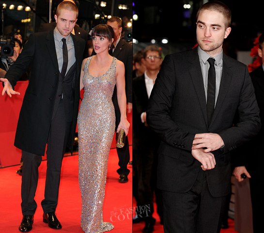 Robert Pattinson in Dior Homme | 2012 Berlinale Film Festival - 'Bel Ami' Premiere