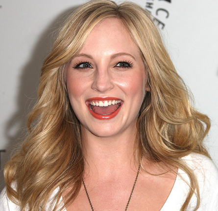 Candice Accola in 10 Crosby Derek Lam & Splendid | PaleyFest 2012 Honoring 'The Vampire Diaries'