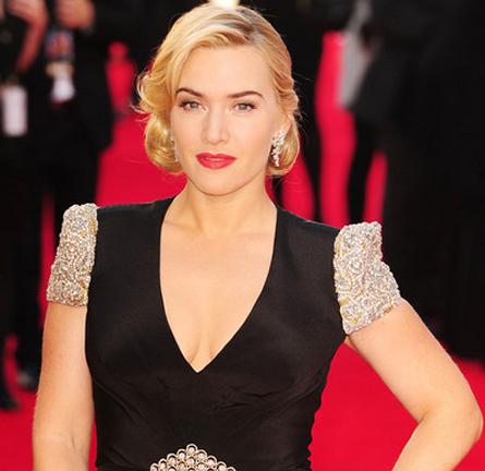 Kate Winslet in Jenny Packham | 'Titanic 3D' London Premiere