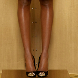 Louis Vuitton Embellished Cap-Toe Pumps - Pre-Fall 2012