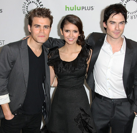 Nina Dobrev in Rachel Zoe | PaleyFest 2012 Honoring 'The Vampire Diaries'