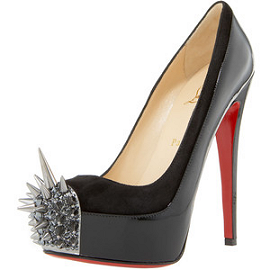 Christian Louboutin ASTEROID Spike Toe Pumps