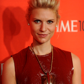 Claire Danes in Lanvin | TIME 100 Gala