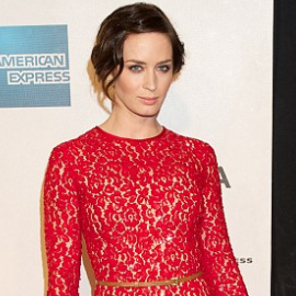Emily Blunt in Michael Kors | 'Your Sister's Sister' NY Premiere