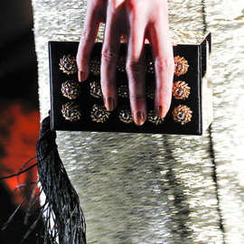 Jason Wu Clutch - Fall 2012