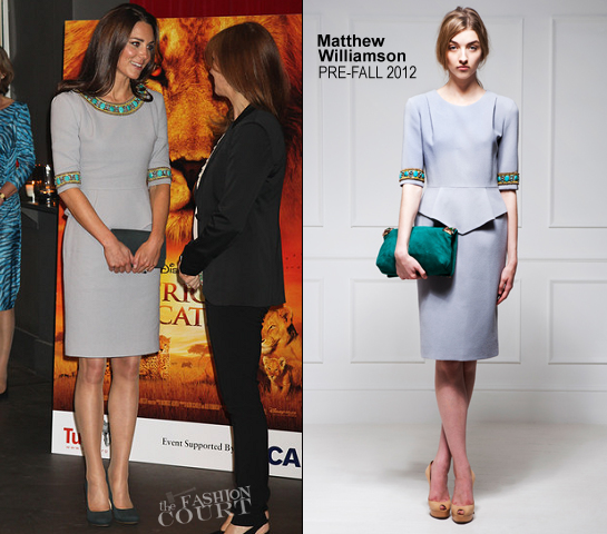 The Duchess Style: Kate Middleton Wears 3 Beautiful Looks in 2 Days!