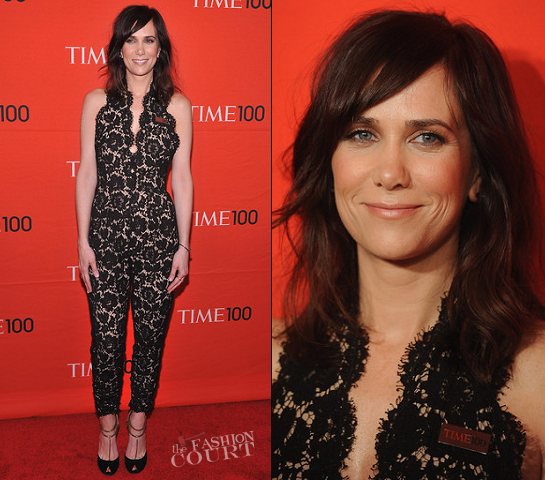Kristen Wiig in Stella McCartney | TIME 100 Gala