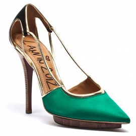 Lanvin Resort 2012 Stiletto d'Orsay Pump