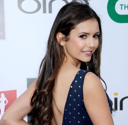 Nina Dobrev Brings a Dress Back From Hawaii for the 'The Influence Affair' Event!