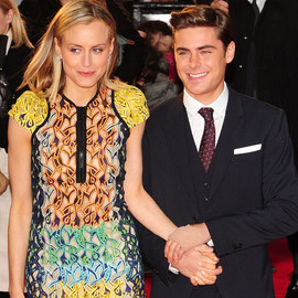 Taylor Schilling in Peter Pilotto | 'The Lucky One' London Premiere