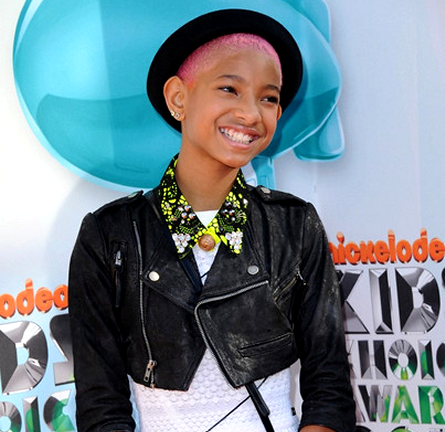 Willow Smith in Chanel | 2012 Kids' Choice Awards