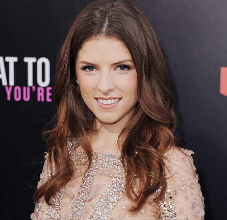 Anna Kendrick in Elie Saab Couture | 'What to Expect When You're Expecting' Hollywood Premiere