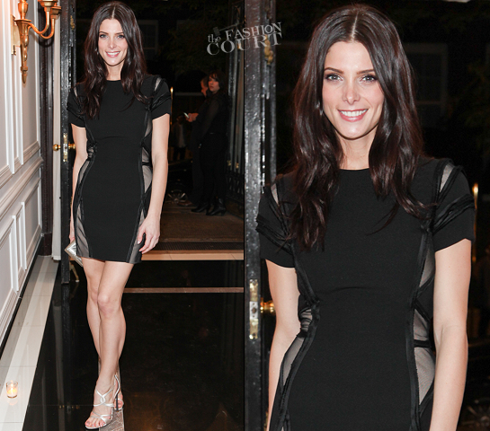 Ashley Greene in Donna Karan | 2012 MET Gala After Party at Crown