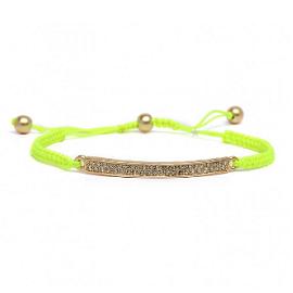 BaubleBar NEON ID Bracelet