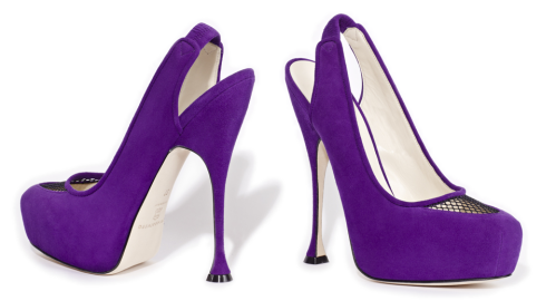 Brian Atwood NASH Slingback Pumps