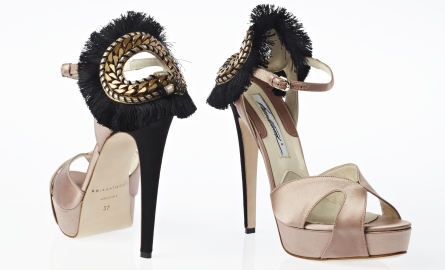 Brian Atwood Spring 2012 VANITY Sandals