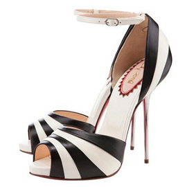 Christian Louboutin Armadillo Bride 120mm Sandals