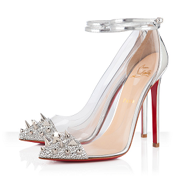 Christian Louboutin JUST PICKS Strass Pumps