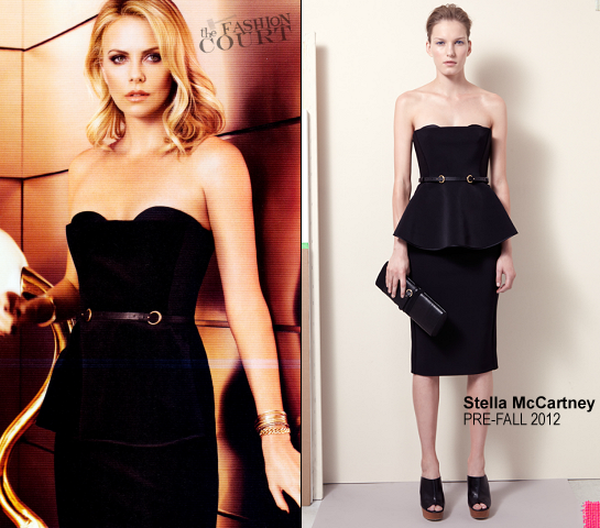 Charlize Theron Glams Up for the June Issue of InStyle!