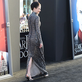 Eva Green in Tom Ford | 'Dark Shadows' LA Premiere