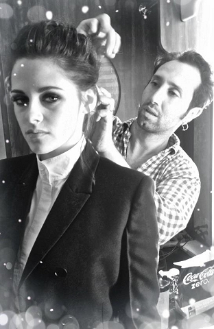 From Tip-to-Toe: Kristen Stewart's Hairstylist Shares The Secret Behind Her Braided SWATH Premiere Look!