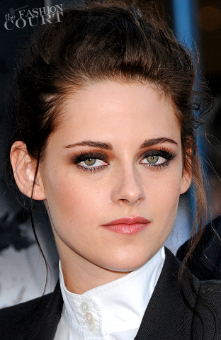 Pretty In Punk: Makeup Artist Jillian Dempsey Gives Kristen Stewart Some Edge