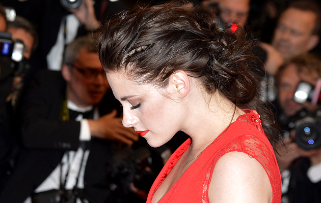 From Tip-to-Toe: Hairstylist Giannandrea Tells You How To Get Kristen Stewart's Romantic Cannes Film Festival 'Do!