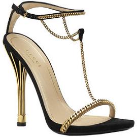 Gucci Ophelie T-Strap Sandal
