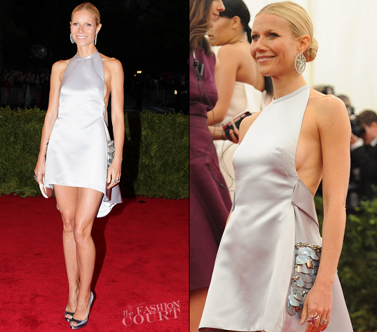 Gwyneth Paltrow in Prada | 2012 MET Gala