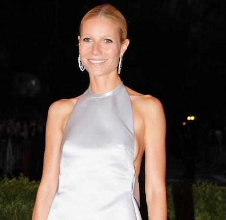 Gwyneth Paltrow in Prada | 2012 MET Gala