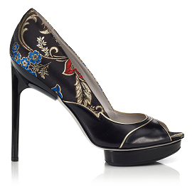 Jason Wu Fall 2012 OPIUM Platform Pumps