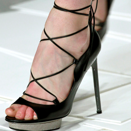 Jason Wu Spring 2012 Sandals