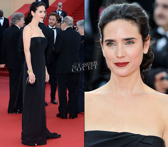 Jennifer Connelly in Gucci Première | 2012 Cannes Film Festival - 'Once Upon A Time' Premiere