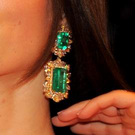 Jessica Biel in Prada | 2012 MET Gala