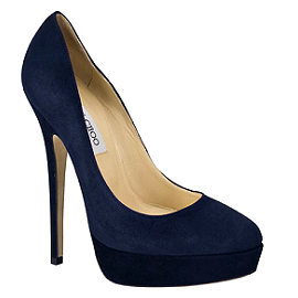 Jimmy Choo Suede EROS Pumps