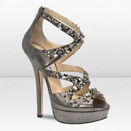 Jimmy Choo ZAFIRA Platform Crystal Sandals