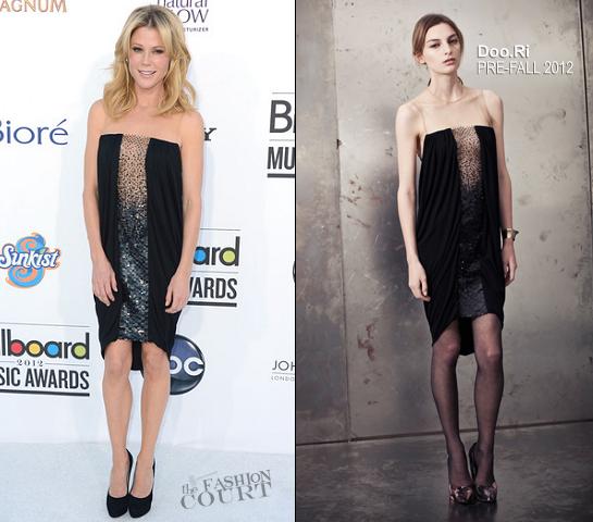 Julie Bowen in Doo.Ri | 2012 Billboard Music Awards