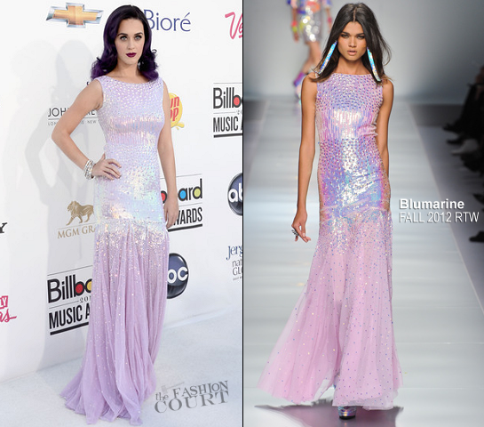 Katy Perry in Blumarine | 2012 Billboard Music Awards