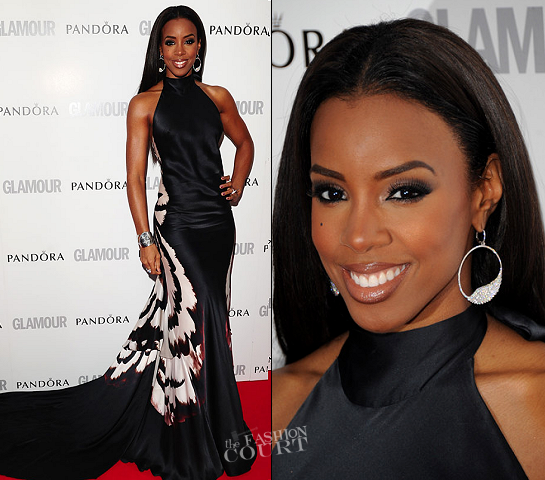 Kelly Rowland in Maria Grachvogel | Glamour Women of the Year Awards 2012