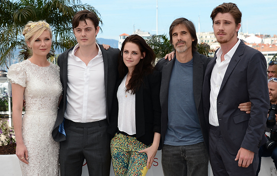 Kristen Stewart in Balenciaga | 2012 Cannes Film Festival - 'On The Road' Photocall