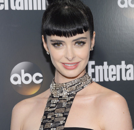 Krysten Ritter in Reem Acra | Entertainment Weekly & ABC-TV Up Front VIP Party