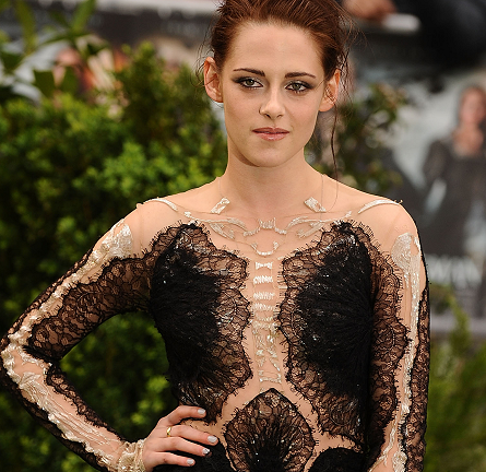 From Tip-to-Toe: Kristen Stewart's SWATH Premiere Rainstorm Manicure!