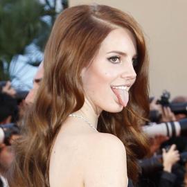 Lana Del Ray in Alberta Ferretti | 2012 Cannes Film Festival Opening Ceremony & 'Moonrise Kingdom' Premiere