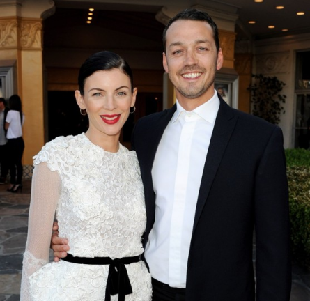 Liberty Ross in Tom Ford | 'Snow White and the Huntsman' LA Screening