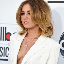 Miley Cyrus in Jean Paul Gaultier | 2012 Billboard Music Awards