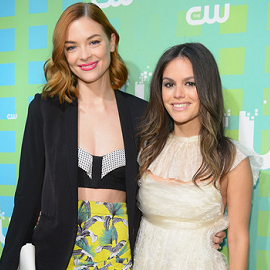 Rachel Bilson in Chanel | 2012 CW Upfronts
