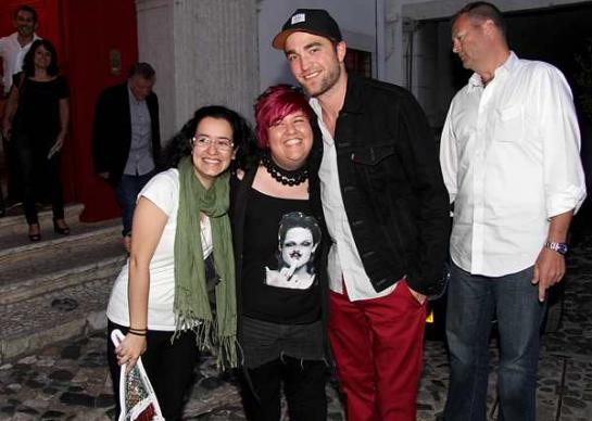 Robert Pattinson in Levi's x MOCA | 'Le Petit Journal'